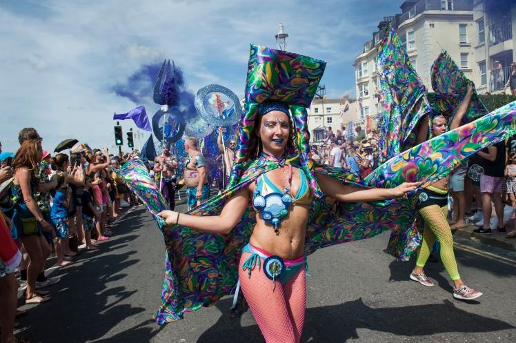 Brighton Pride Parade 2018